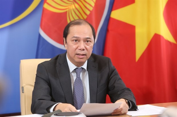 Vietnam enjoys great benefit from ASEAN membership: Deputy FM hinh anh 1