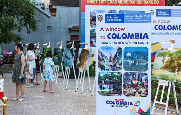 Colombia's landscapes introduced in Vietnam hinh anh 1