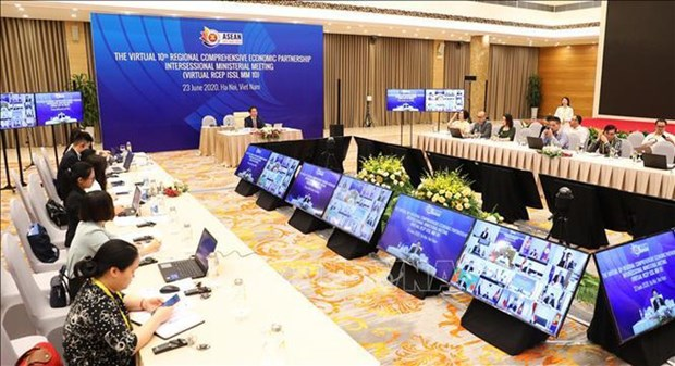 Japanese scholar speaks highly of Vietnam's role in RCEP talks hinh anh 1