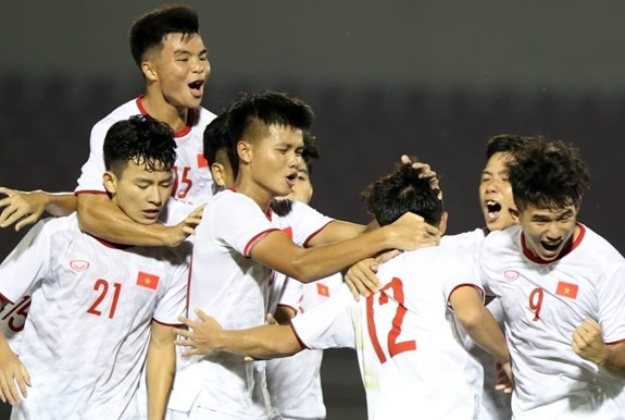 Vietnamese U19 team to compete in AFC U19 champs hinh anh 1