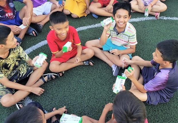 Hanoi works hard to ensure proper nutrition for children hinh anh 1