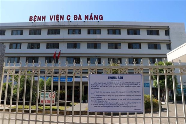 Da Nang to apply social distancing in six districts from July 28 hinh anh 1
