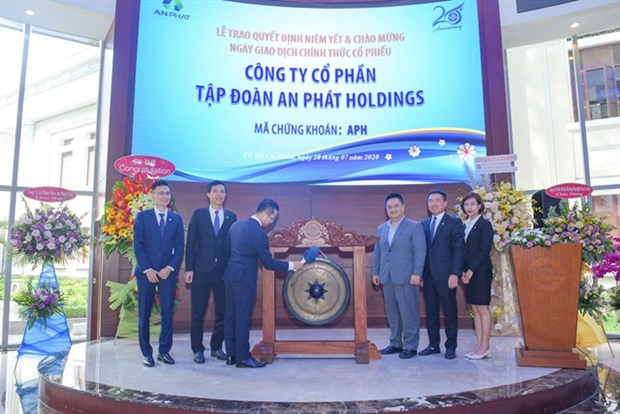 An Phat becomes plastic firm with highest market capitalisation hinh anh 1