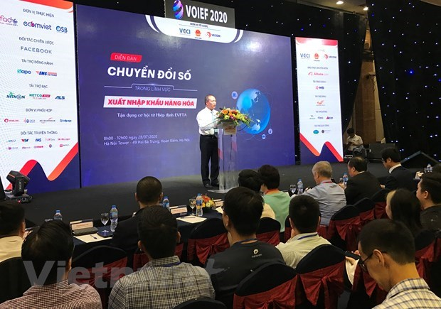 Deputy Minister: Digital transformation offers more export opportunities hinh anh 1