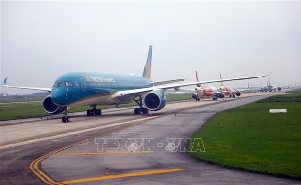 Domestic airlines adjust flights from/to Da Nang hinh anh 1