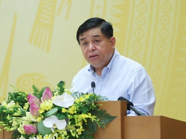 Ministry of Planning and Investment reviews performance in H1 hinh anh 1