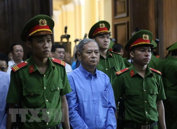 Party Central Committee Secretariat expels three officials from Party hinh anh 1