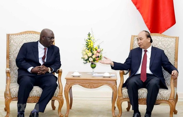 Prime Minister urges Vietnam, Nigeria to promote economic, trade ties hinh anh 1