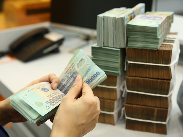 Reference exchange rate down 5 VND on July 28 hinh anh 1