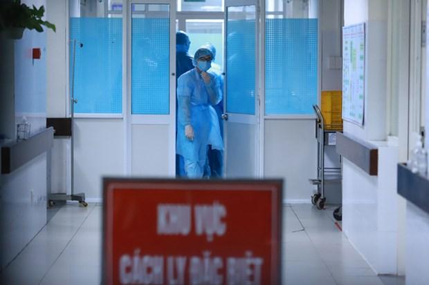 COVID-19 monitoring tightened at health facilities hinh anh 1
