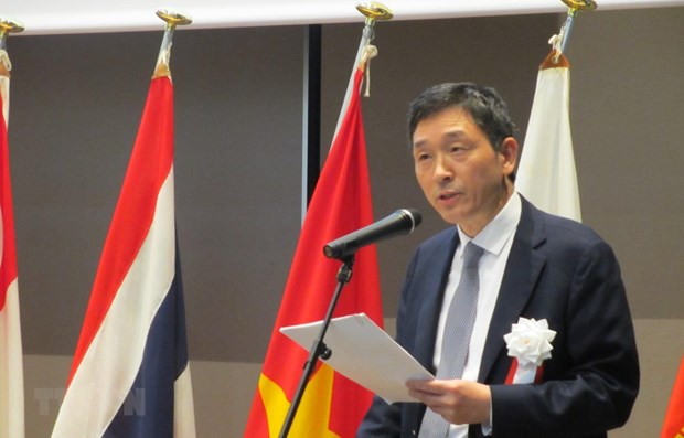 Vietnam helping to strengthen ASEAN unanimity in COVID-19 fight: Official hinh anh 1