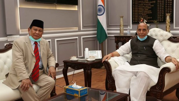 India, Indonesia agree to expand defence ties, technology sharing hinh anh 1