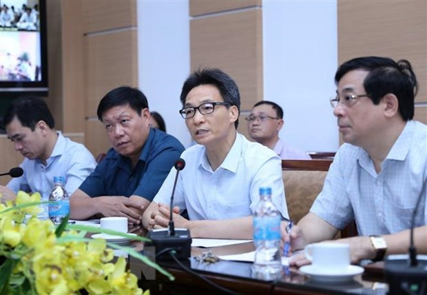 Supervision over COVID-19 pandemic to be tightened nationwide hinh anh 1