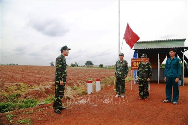 Borders under strict control to prevent spread of COVID-19 hinh anh 1