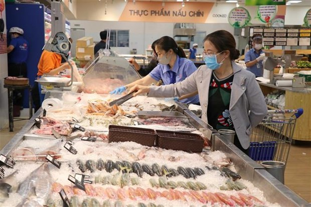HCM City records slight increase in July CPI hinh anh 1