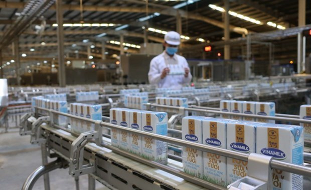 Vinamilk enjoys revenue growth in Q2 hinh anh 1