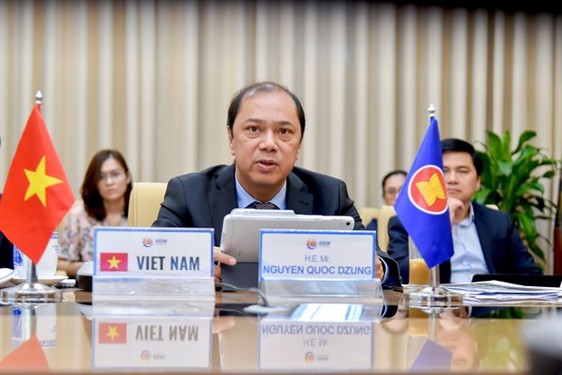 Vietnam proposes post-pandemic recovery measures in ASEAN hinh anh 1