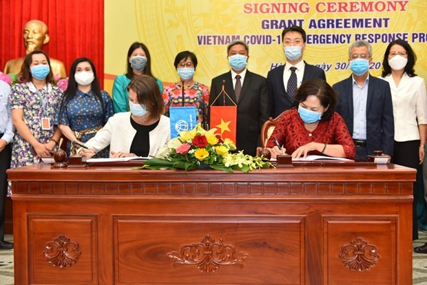 World Bank helps Vietnam cope with COVID-19 hinh anh 1