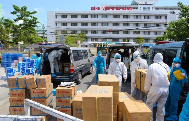 German media: Vietnam determined to fight ongoing COVID-19 outbreak hinh anh 1