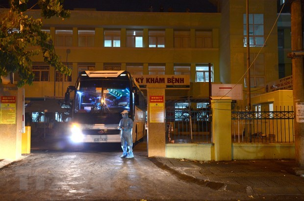 Another COVID-19 patient in Vietnam dies hinh anh 1