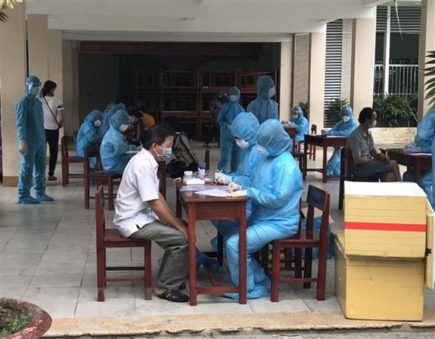 Da Nang to test 3,000 high-risk individuals for coronavirus hinh anh 1