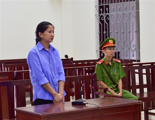 Cambodian cross-border drug trafficker gets death sentence hinh anh 1
