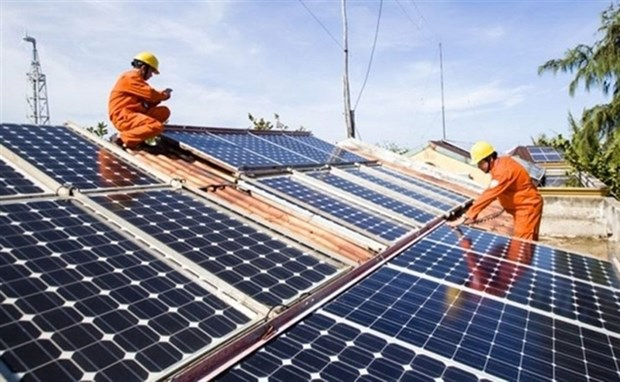 Mekong Delta province embraces rooftop solar hinh anh 1