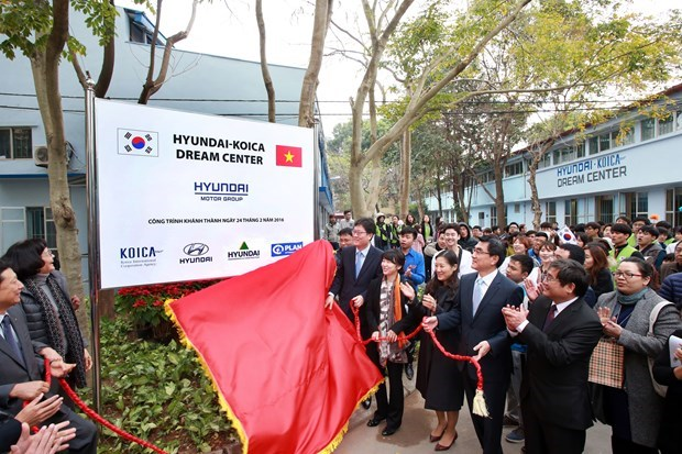 RoK to provide 5.15 million USD for six developing nations hinh anh 1