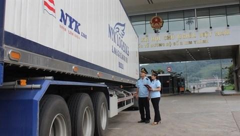 Vietnam gains 6.5 billion USD trade surplus in 7 months hinh anh 1