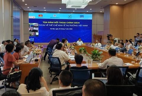 Vietnam needs full market economy: experts hinh anh 1