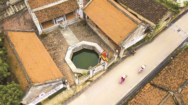 Old wells bring vitality to villages hinh anh 1