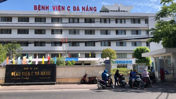 Five banks give Da Nang 1.07m USD for COVID-19 fight hinh anh 1