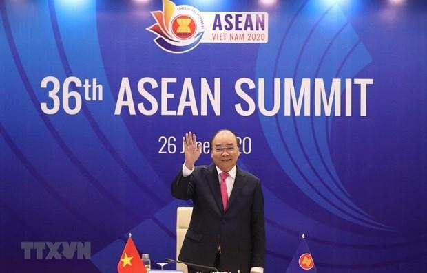 US online magazine lauds Vietnam's leadership capacity in ASEAN hinh anh 1