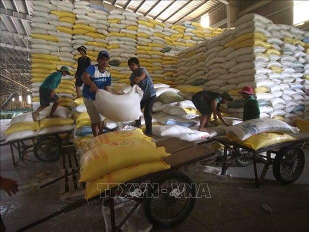 Export turnover sees slight rise in 7 months hinh anh 1