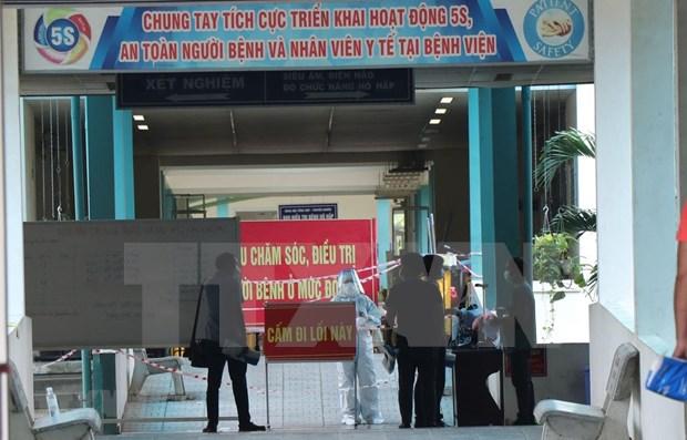 Singaporean-based company helps Da Nang fight COVID-19 hinh anh 1