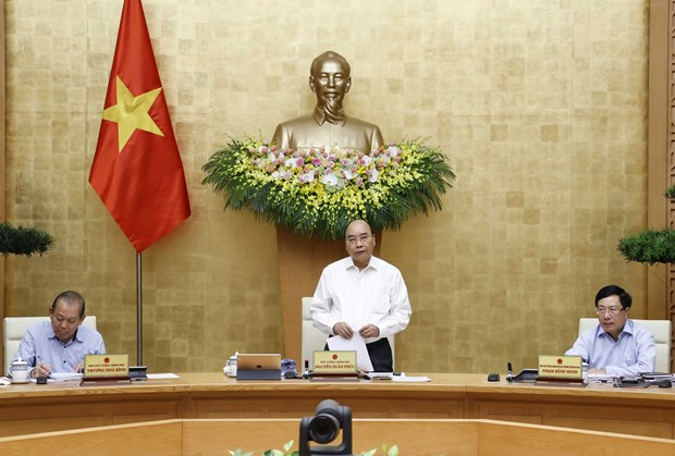PM assigns ministry to decide on organisation of national high school graduation exams hinh anh 1