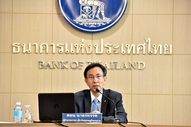 Thailand's Q2 contraction poised to hit 13 percent hinh anh 1