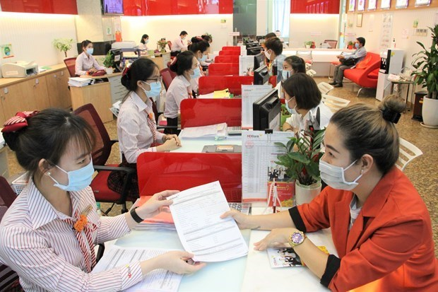 HD Bank's profit up 31.5 pct. in H1 hinh anh 1