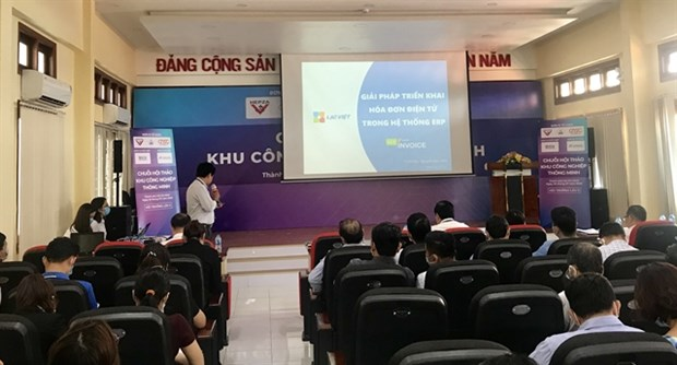 Enterprises in IPs urged to use hi-tech equipment hinh anh 1