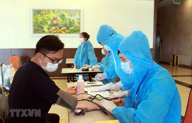 HCM City issues work permits to 5,370 foreigners since year's beginning hinh anh 1