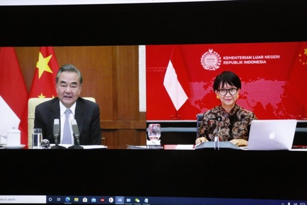Indonesia to set up travel corridors with China, UAE hinh anh 1