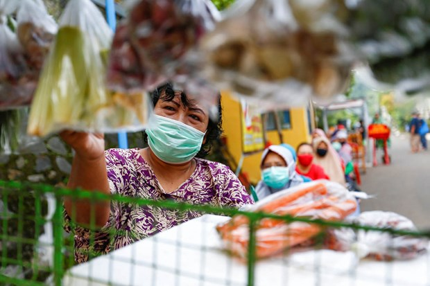 Indonesia records lowest inflation rate in two decades hinh anh 1