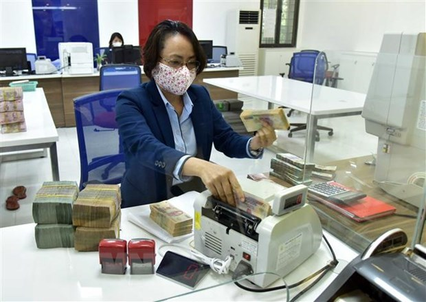 Reference exchange rate up 7 VND on August 4 hinh anh 1