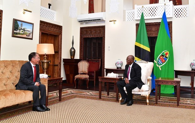 Vietnam wishes to enhance cooperation with Tanzania hinh anh 1