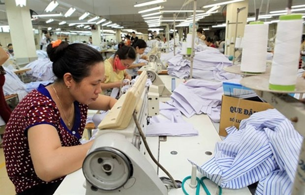 Textile, electronics hardest hit in pandemic: official hinh anh 1