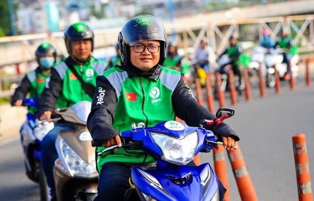 Gojek app debuts in Vietnam hinh anh 1