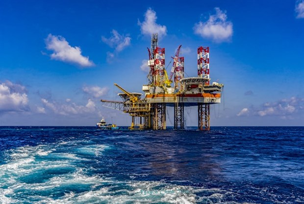 Vietsovpetro exploits 500 million cubic metres of gas at Thien Ung field hinh anh 1