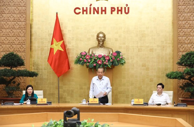 Deputy PM demands faster SOE equitisation, State capital divestment hinh anh 1