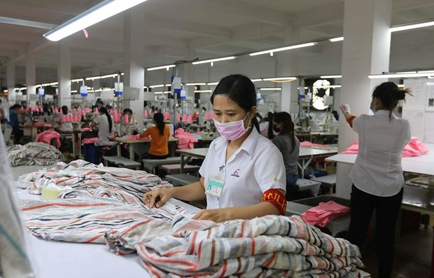 Industrial production declines in HCM City in seven months hinh anh 1