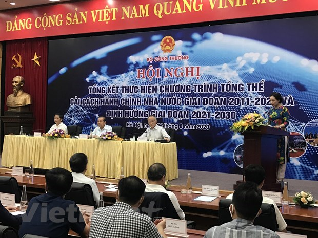 Ministry asked to speed up administrative reform hinh anh 1